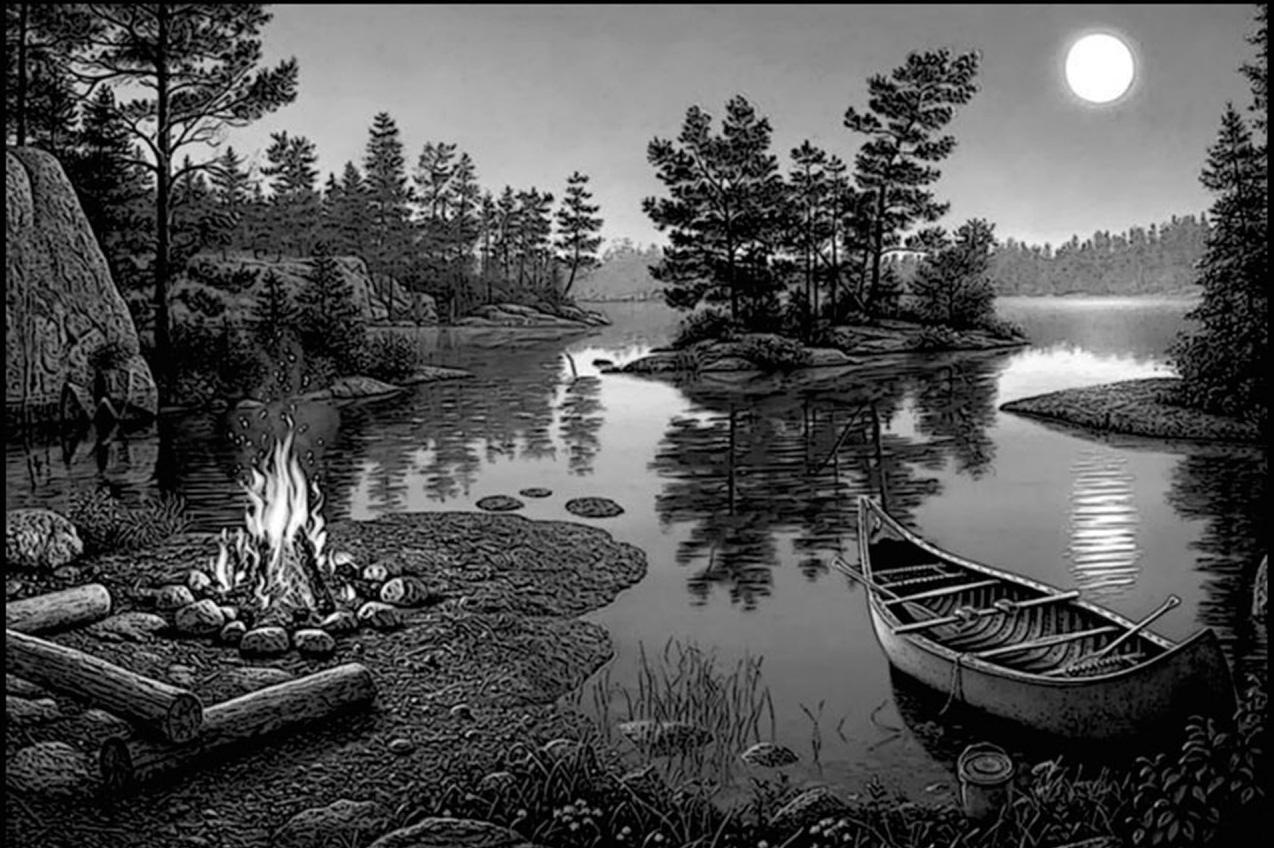 сотни пейзаж картинки на памятники ловля этой